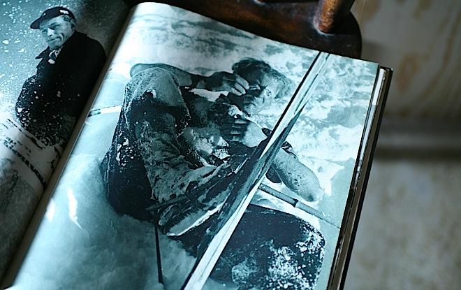 美しいスキー写真集
