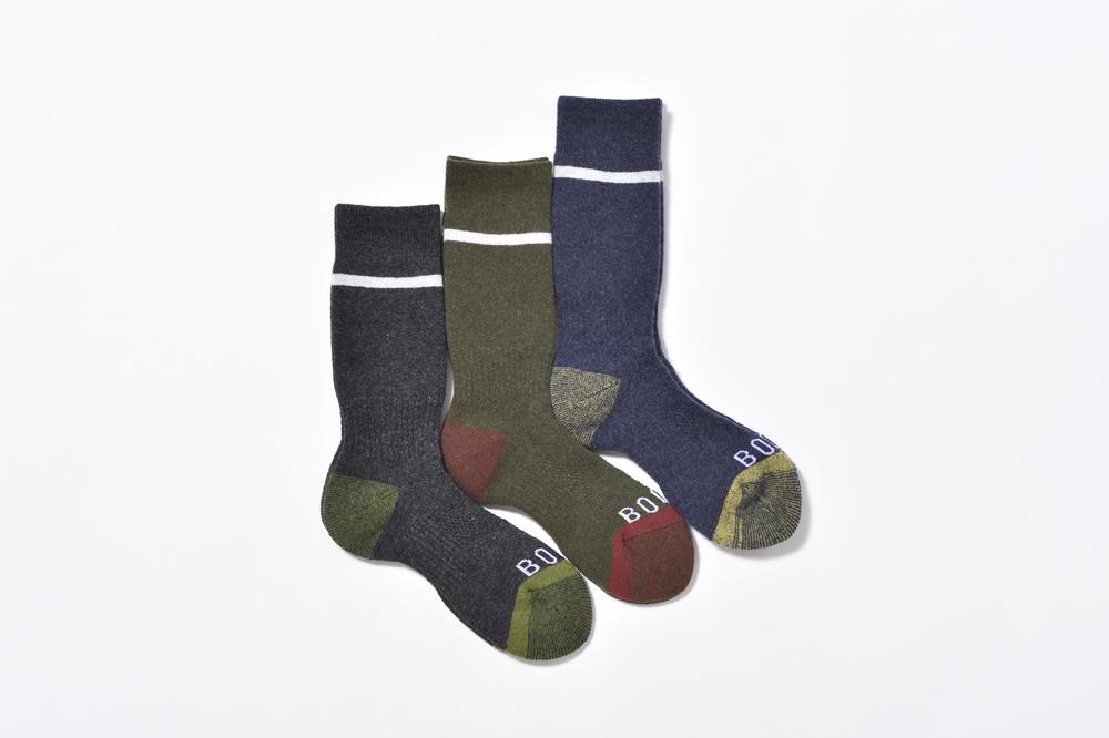 C-SocksのCはカシミヤのC