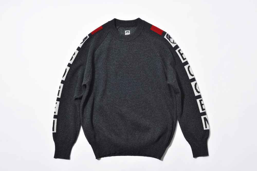 GINREI2017〜銀嶺というセーター