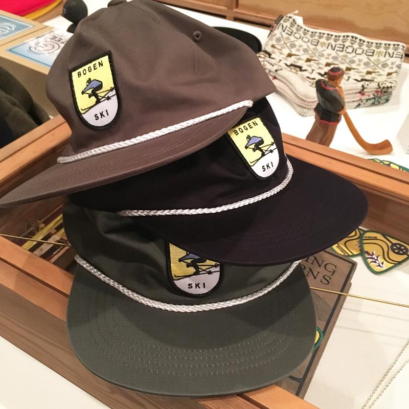 おみやげ帽(キャップ)発売