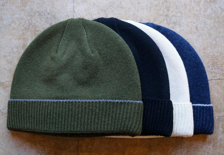 和菓子のようなニット帽子