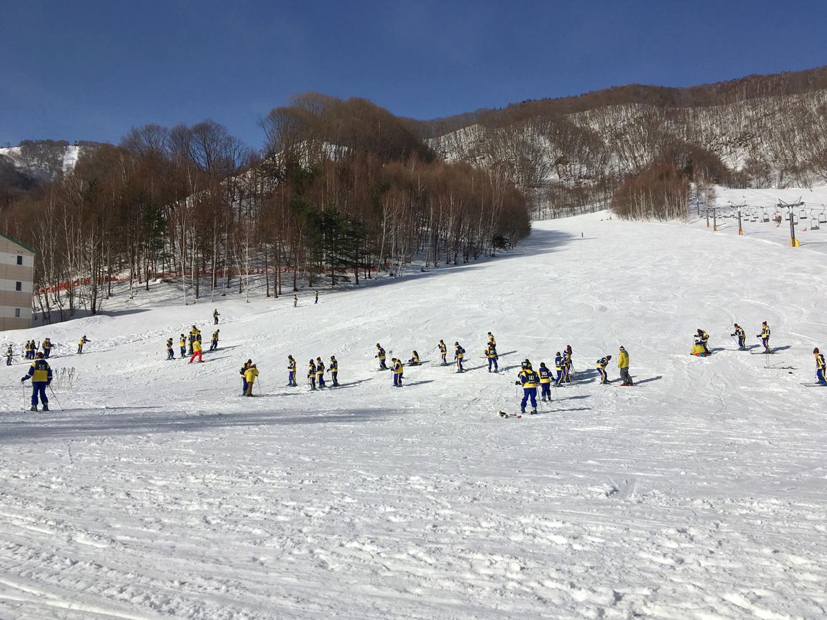 スキーショップボーゲン初売り